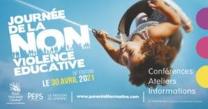 """Café des parents """"Sans fessée comment faire ?"""" – Journée de la Non violence éducative – Mercredi 5 Mai"""